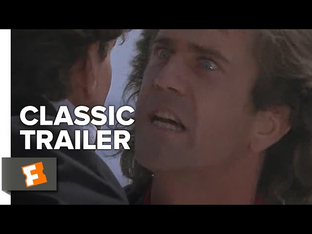 Top 365 Films 201 Lethal Weapon 1987 Irish Cinephile