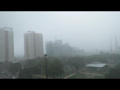 "Philippines Weather,  The ""Wet Season"" Has Arrived"