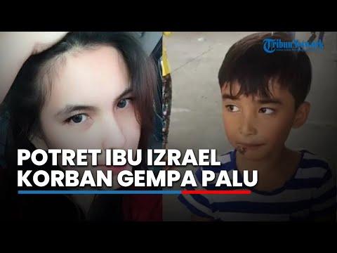 Potret Semasa Hidup Ibu Izrael, Bocah Korban Gempa Palu yang Berbincang dengan Jokowi
