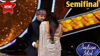 Pawandeep rajan and arunita new song indian idol 2021 op performance govinda special