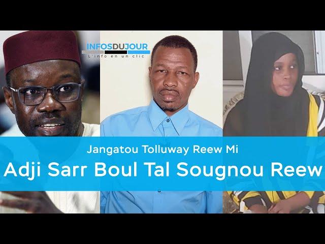 Adji Sarr Boul Tal Sougnou Reew - Jangat Tollouway Reew Mi