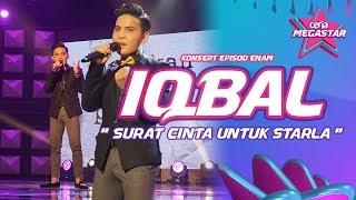 'Paling Perfect!' Mummy Happy Iqbal Nyanyikan Surat Cinta Untuk Starla Virgoun | Ceria Megastar