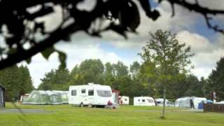 Bellingham Camping and Caravanning Club Site, Northumberland