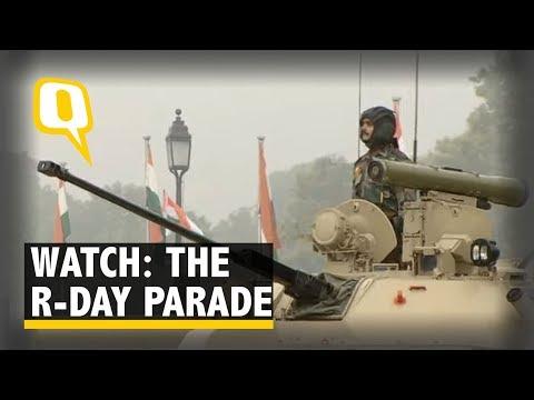 Republic Day: Catch the Grand Parade in New Delhi