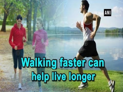 Craig Stevens - Fast Walkers Live Average Of 20 Years Longer