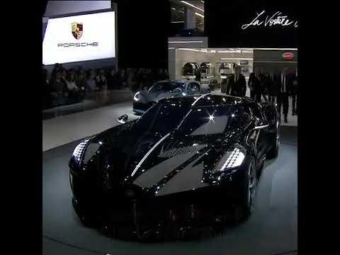 bugati--the wonder car,world most expensive car