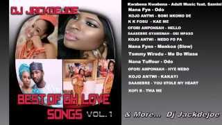 Kojo Antwi Love Songs Mix