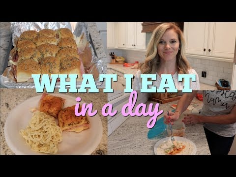 WHAT I EAT IN A DAY // TEAM DARLEY // EVERYDAY RECIPES