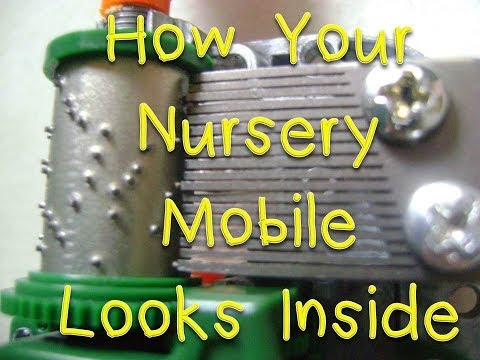 This is How Your Nursery Mobile Looks Inside
