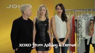 Curly Hairstyle How-To with Fashion Tips feat. Ashley Madekwe