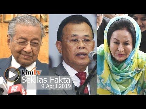 Sebab apa MB Johor letak jawatan?, SPRM tahan Rosmah