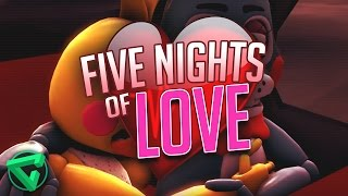 FIVE NIGHTS OF LOVE: FOXY VS SPRINGTRAP - (Five Nights at Freddy's Fan Game)