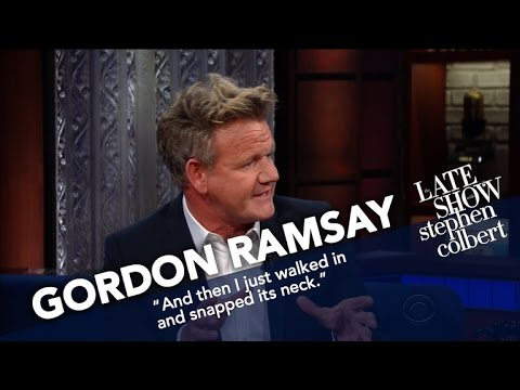 Gordon Ramsay Critiques Stephens PB&J