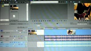 Совмещение видео с аудио(, 2012-06-27T20:53:29.000Z)