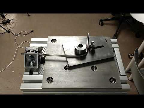 UT SoA Robotics Bender Test 1