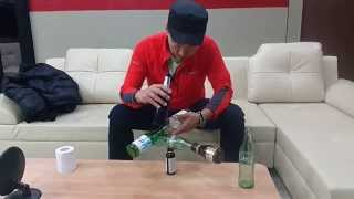 RockyByun bottles Balancing - Connect with