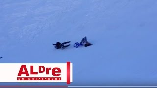 Funny Snow Fails Compilation 2015