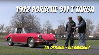 1972 Porsche 911 T **SOLD** - Video Test Drive with Chris Moran - Supercar Network