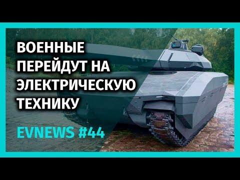 EV FUTURE - News Digest #44 (in Russian)