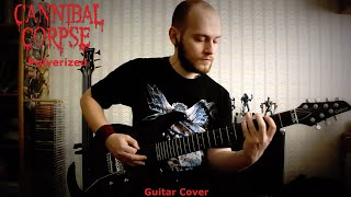 Cannibal Corpse - Pulverized (Guitar Cover)