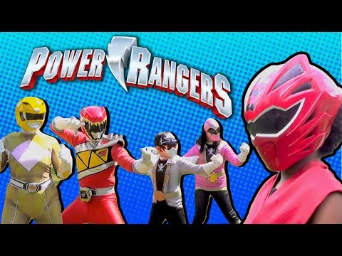 Power Rangers Old Enemy New Ally Feat Dakoda
