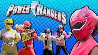Power Rangers Old Enemy New Ally Feat. Dakoda