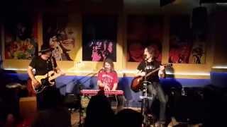 Blues Truckers -  Mess Around - Cafe Santan. 21/10/2015