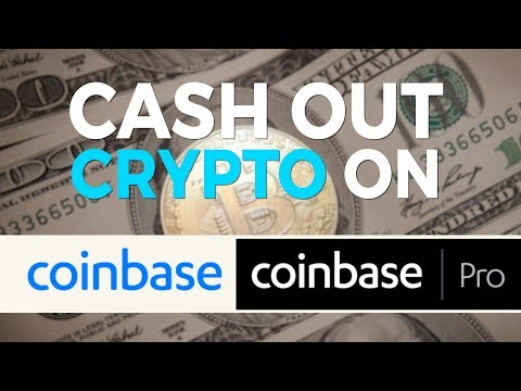 How To Cash Out Your Cryptocurrency On Coinbase (Bitcoin, Ethereum, Etc )