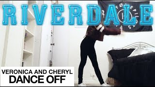 Download Riverdale Dance Off - Cheryl & Veronica (Cover) 1x10 MP3 song and Music Video