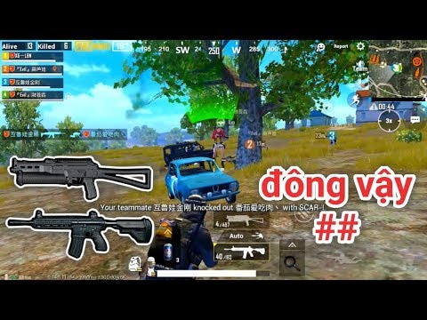 PUBG Mobile – Xâm Nhập Địa Bàn Hack P1 | Team China Try Hard Cày Rank
