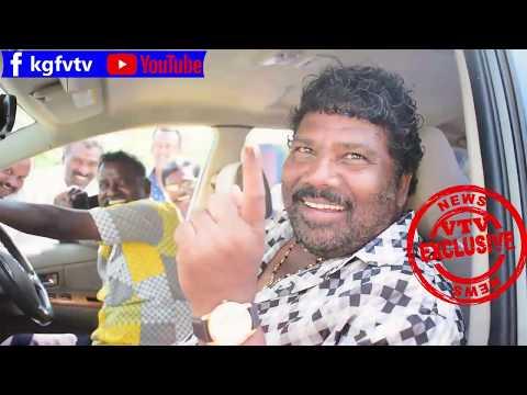 KGF VTV NEWS|| KGF Voted on 12th May 2018|| Karnataka assembly elections 2018