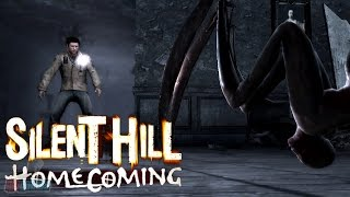 Silent Hill Homecoming Part 5 | Horror Game Let