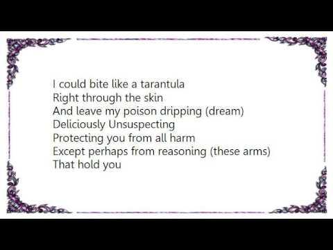 Faithless - Tarantula Lyrics