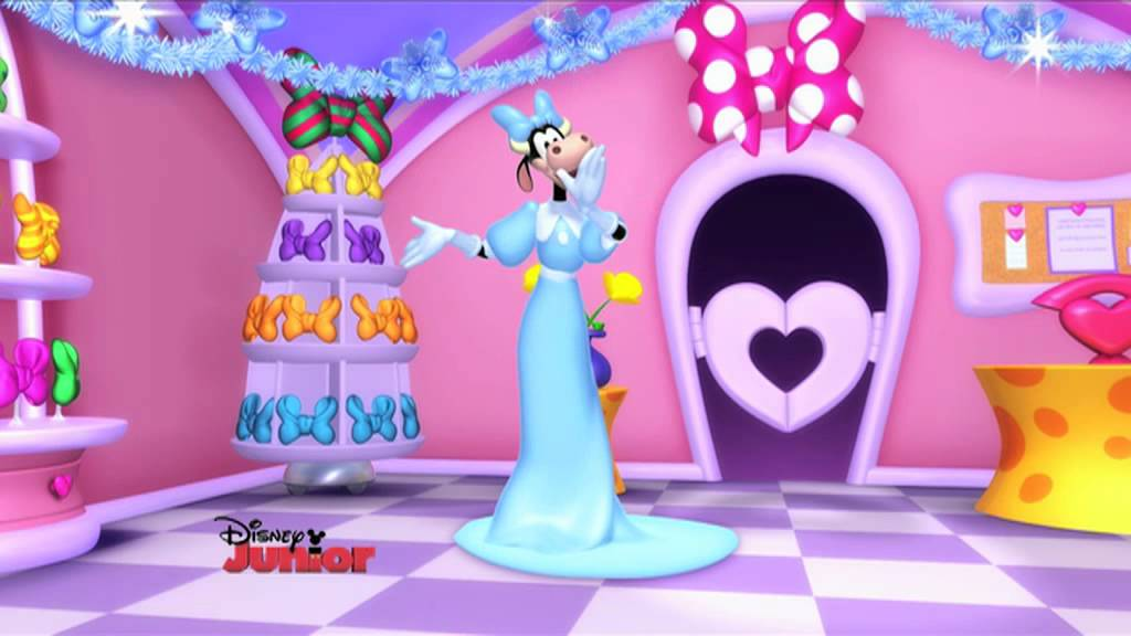 Minnies Bow Toons Dance Lesson Disney Junior Uk Youtube