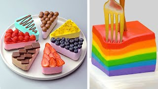 Best Dessert Recipes for SEPTEMBER  So Yummy Cake Tutorials  Perfect Cake Recipes By So Tasty #2