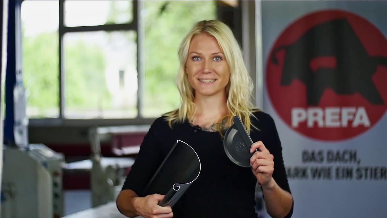 prefa verlegevideo – rinnenboden montieren - youtube