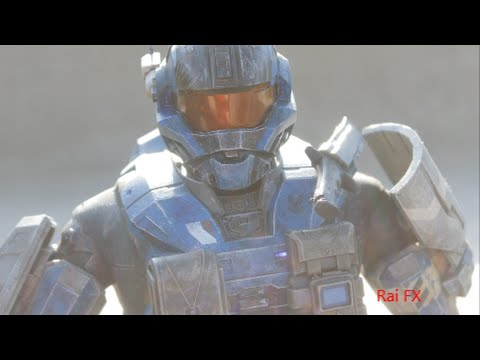 Halo Reach Carter 1/6 Scale ThreeA Toys Figure Review