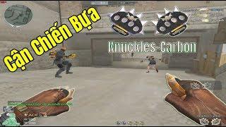 """Bình Luận CF: Knuckles-Carbon Cận Chiến """"CÙI MÍA"""" Nhất Đột Kich - Rùa Ngáo"""