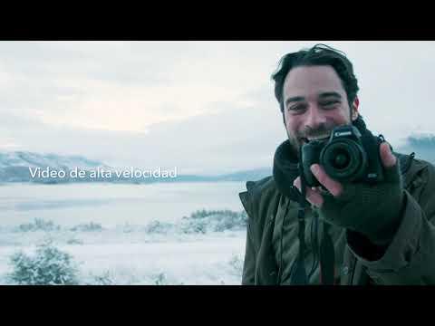 Canon EOS M50 ARGENTINA Final