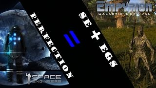 Space engineers VS Empyrion galactic survival ( In depth comparison )