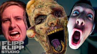 HVEM BLIR SKREMT? - Halloween-letsplay