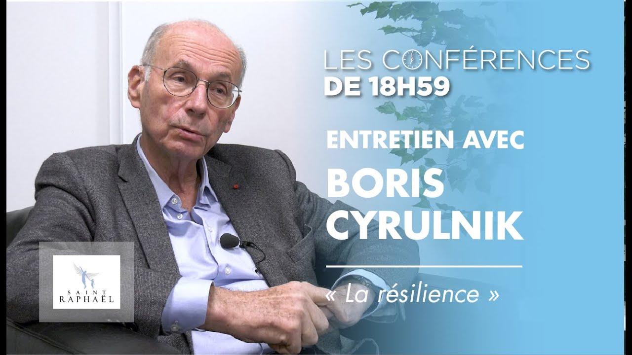 "Rencontre avec Boris Cyrulnik ""La résilience"" - YouTube"