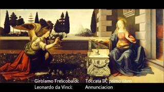 Frescobaldi - Toccata IX, primo libro, Rosalinde Haas, harpsichord