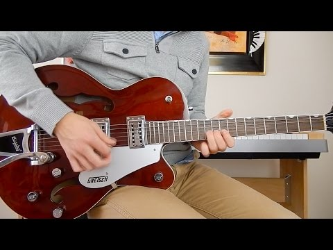 The Beatles - Dizzy Miss Lizzy - Guitar Cover - Rickenbacker 325c64