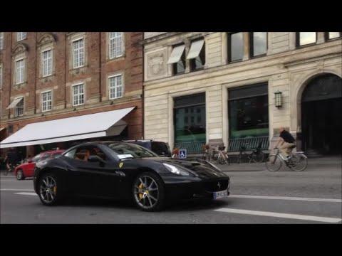 One day of carspotting in Copenhagen, Denmark!