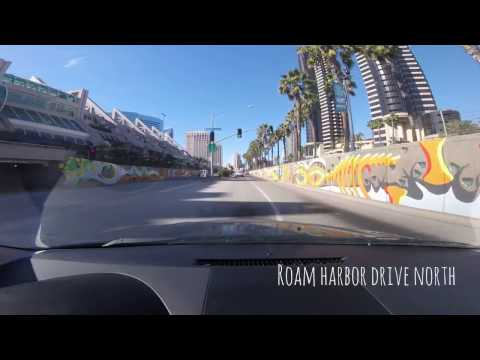 San Diego Harbor Drive/ Roam