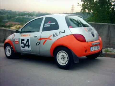 Ford Ka Rally Car