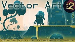Vector Art Collection part 2. Music - Tranquillity - Aural Sediments