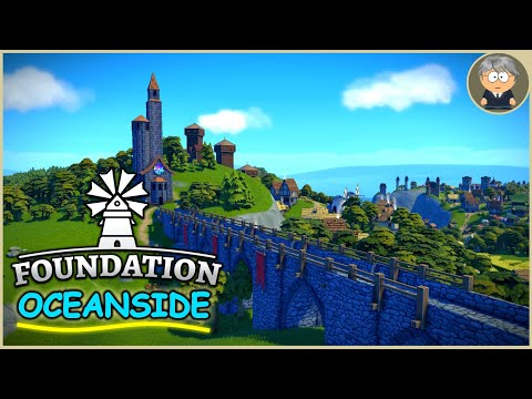 Expansion Plans & Mods 🌴 Oceanside - Foundation Gameplay - #17