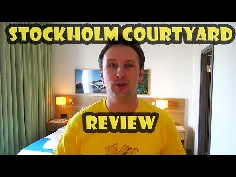 Courtyard Stockholm Kungsholmen Review
